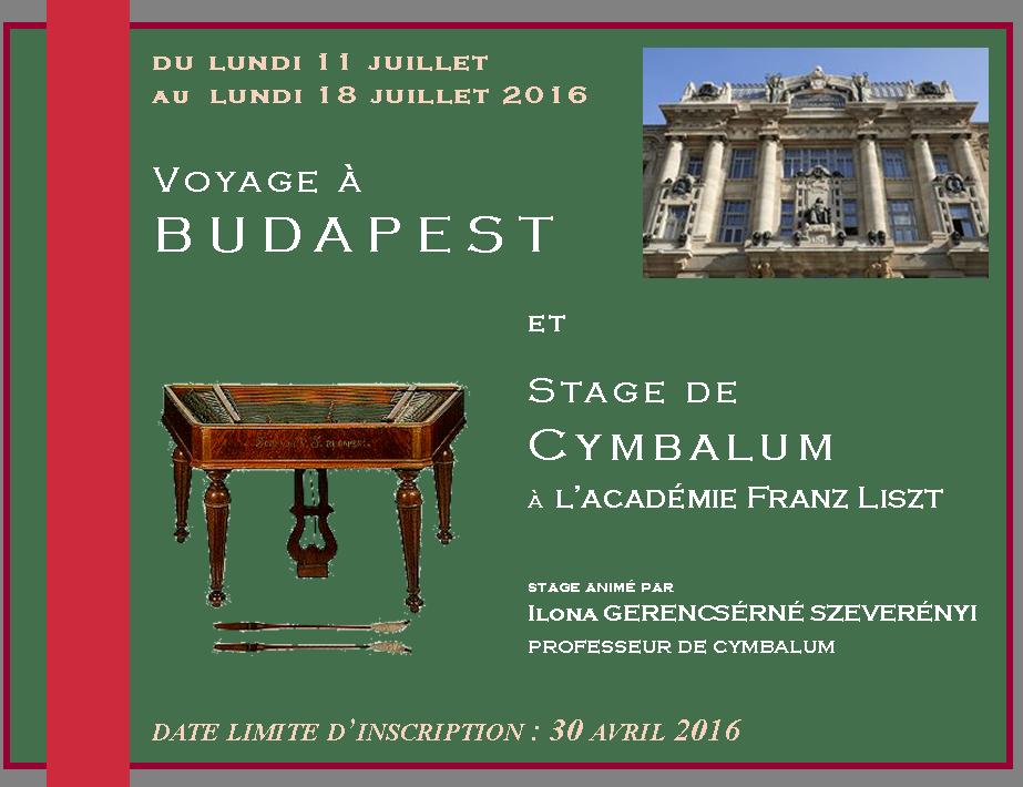 Image pr invitation Séjour Cymbalum